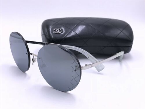 4f02cf53a2 CHANEL Sunglasses CH4218 c.124 4V RUNWAY QUILTED CROSSHATCH AUTHENTIC ITALY