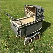 Vintage 1960s REX Stroll-O-Chair Baby Carriage Stroller Buggy - Works Great!!