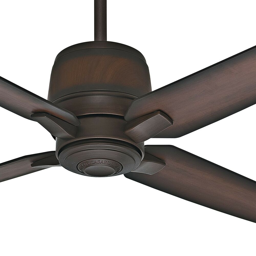 Casablanca Fan 54 Inch Brushed Cocoa Contemporary Ceiling