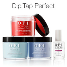 OPI Powder Perfection Dip Tap Perfect 1.5 oz  *Pick Any* Brand New 2018 UPDATED