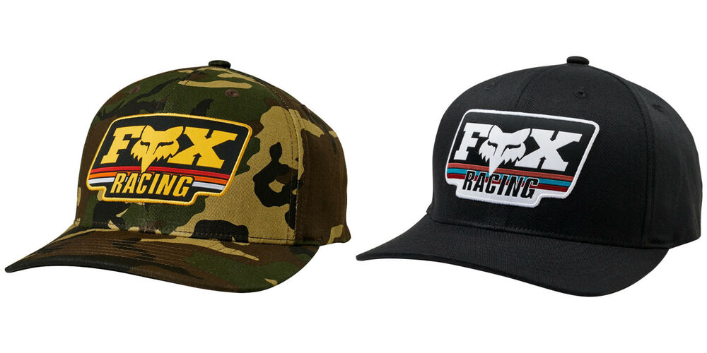 new styles 4eeae 583a6 Details about Fox Racing Throwback 110 Snapback Hat Men s Adjustable Cap  21991