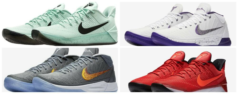 01c1092e9092 Nike Kobe A.D. Men s Basketball Shoes 852425 922482