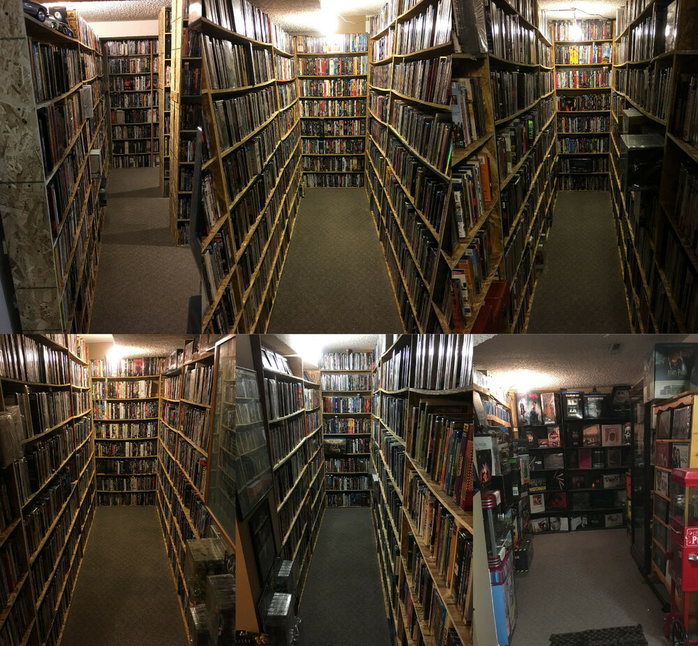 6e9b26cc6f1f 19,251 Movies! World s Largest  Collection.4K Blu-ray DVD 3D Criterion OOP Rare   eBay