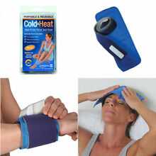 Thermalon Reusable Heat-Cold Pad for Ankle, Wrist, Head, 4.5