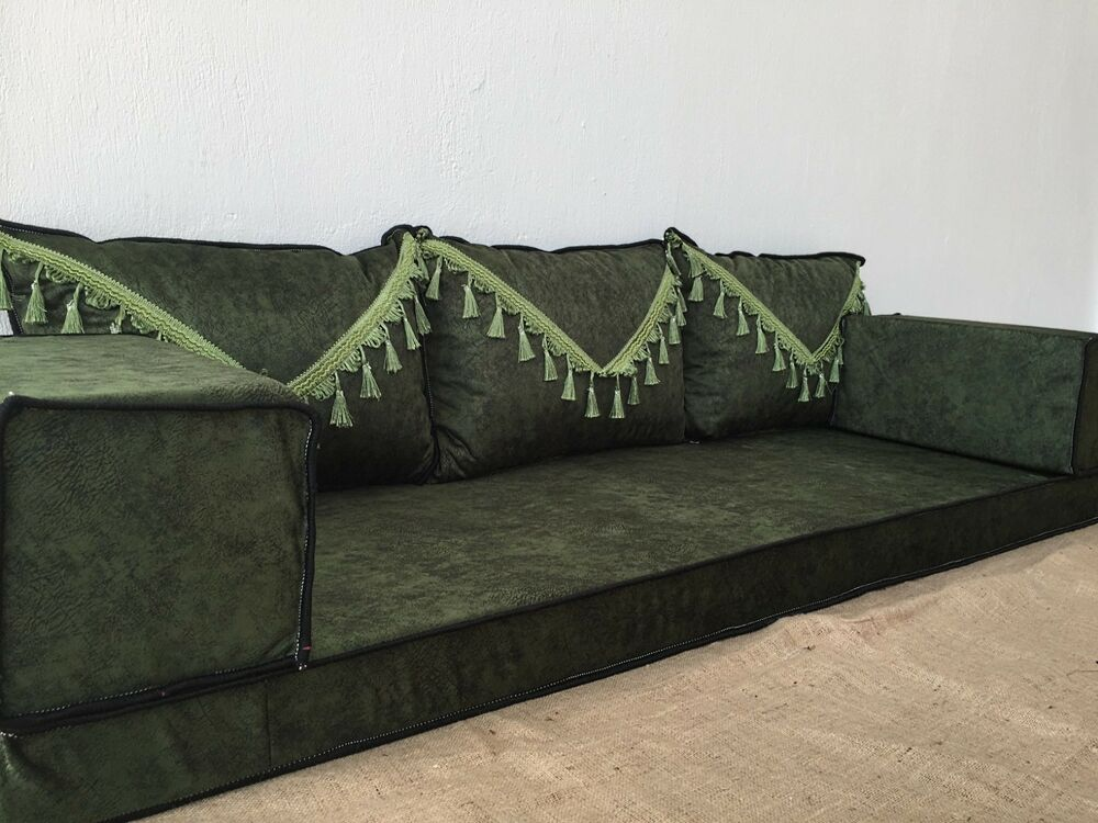 Details About Arabic Floor Seating Sofa Oriental Majlis Furniture Jalsa Ma 73