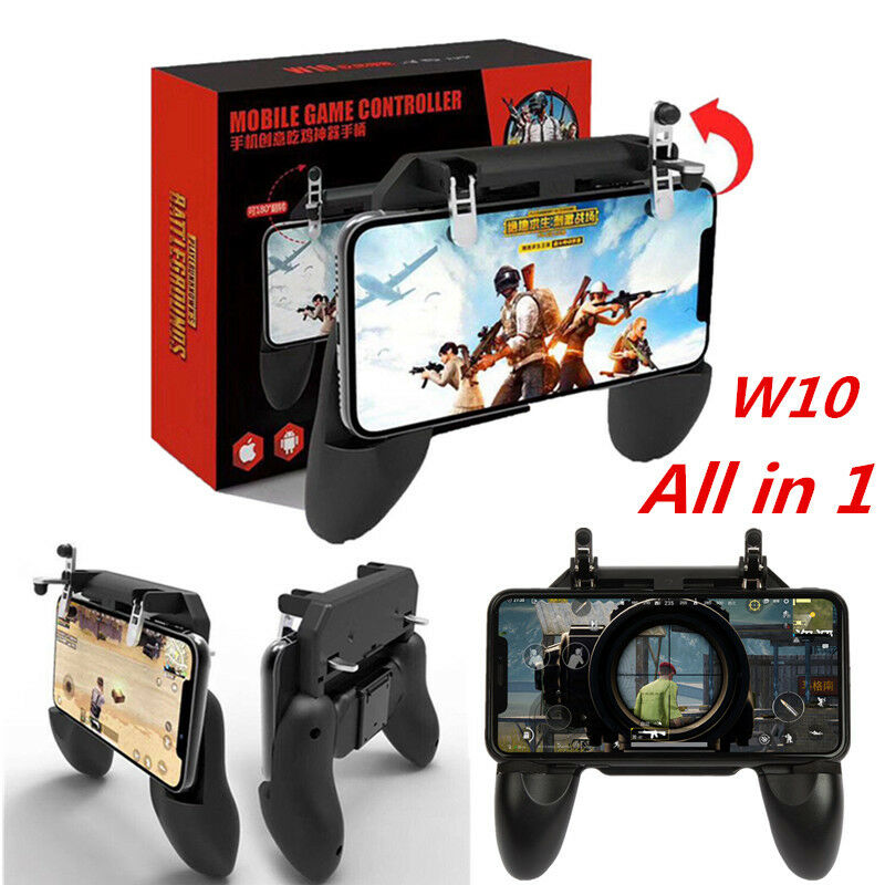 Pubg Mobile Wireless W10 Gamepad Remote Controller Joystick For - details about pubg mobile wireless w10 gamepad remote controller joystick for iphone android
