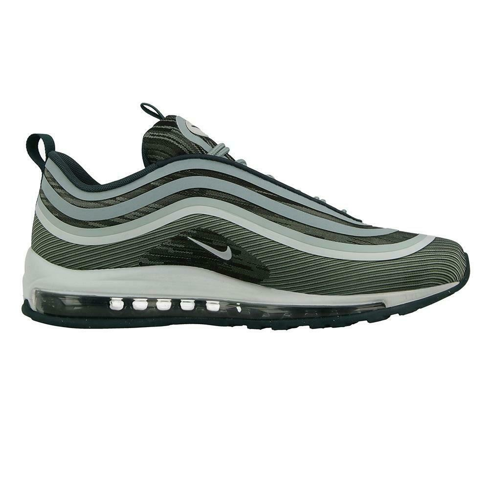 d5dfa368e0cc94 Details about Mens NIKE AIR MAX 97 UL 17 Mica Green Trainers 918356 302