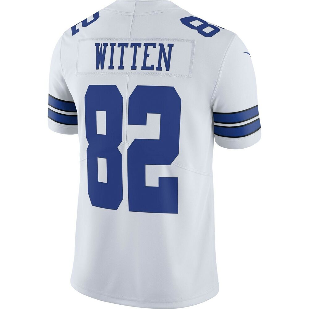 Details about Dallas Cowboys Jason Witten  82 Nike Vapor Untouchable White Limited  Jersey 2XL d90cb0e0d