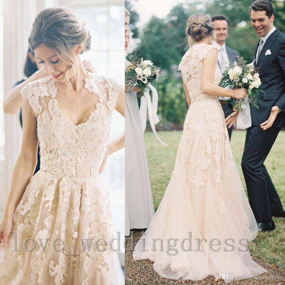 Country Wedding Gowns