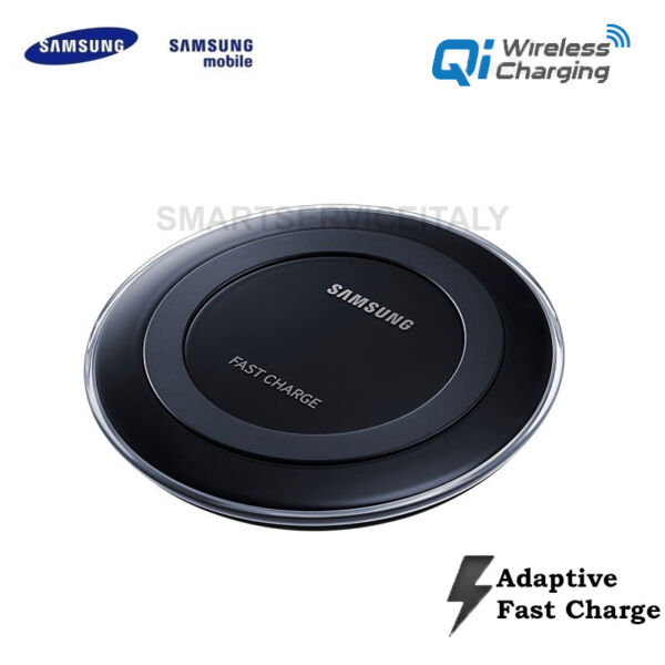 CARICABATTERIE SAMSUNG WIRELESS FAST CHARGER ORIGINALE EP-PN920BBE