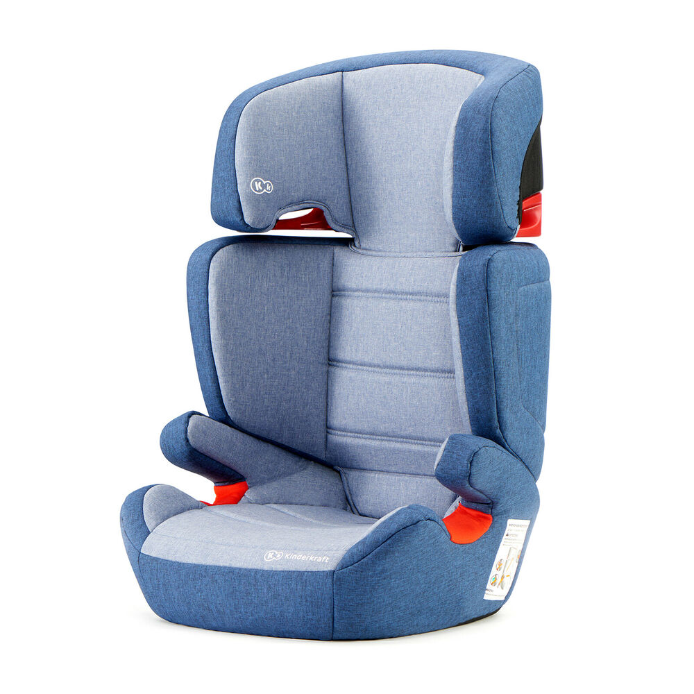 kindersitz autokindersitz 15 36 kg isofix kinderkraft junior fix dunkelblau top ebay. Black Bedroom Furniture Sets. Home Design Ideas