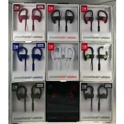 Kyпить NEW Powerbeats 3 Wireless Beats by Dr. Dre In Ear Headphones Black Gold White на еВаy.соm