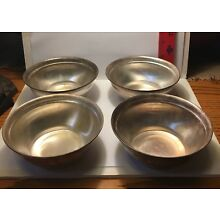 Reed & Barton 2800 SilverPlate Bowls A SHERATON HOTEL Set Of 4