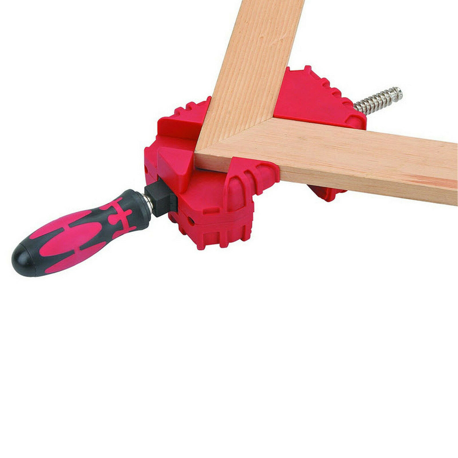 """4 Set of New 3/"""" Miter Corner Clamp picture frame Clamp BarJoints 90 Degree"""