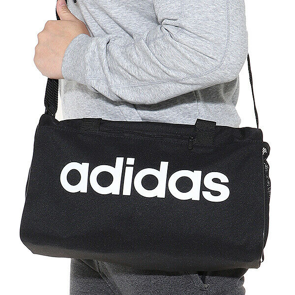Details about Adidas Linear Core X-Small Duffle Bags Running Black Soccer GYM  Bag Sacks DT4818 1c931723f7