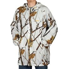 Gamehide White Snow Camo Cover Up Jacket