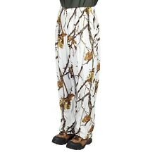 Gamehide White Snow Camo Cover Up Pant