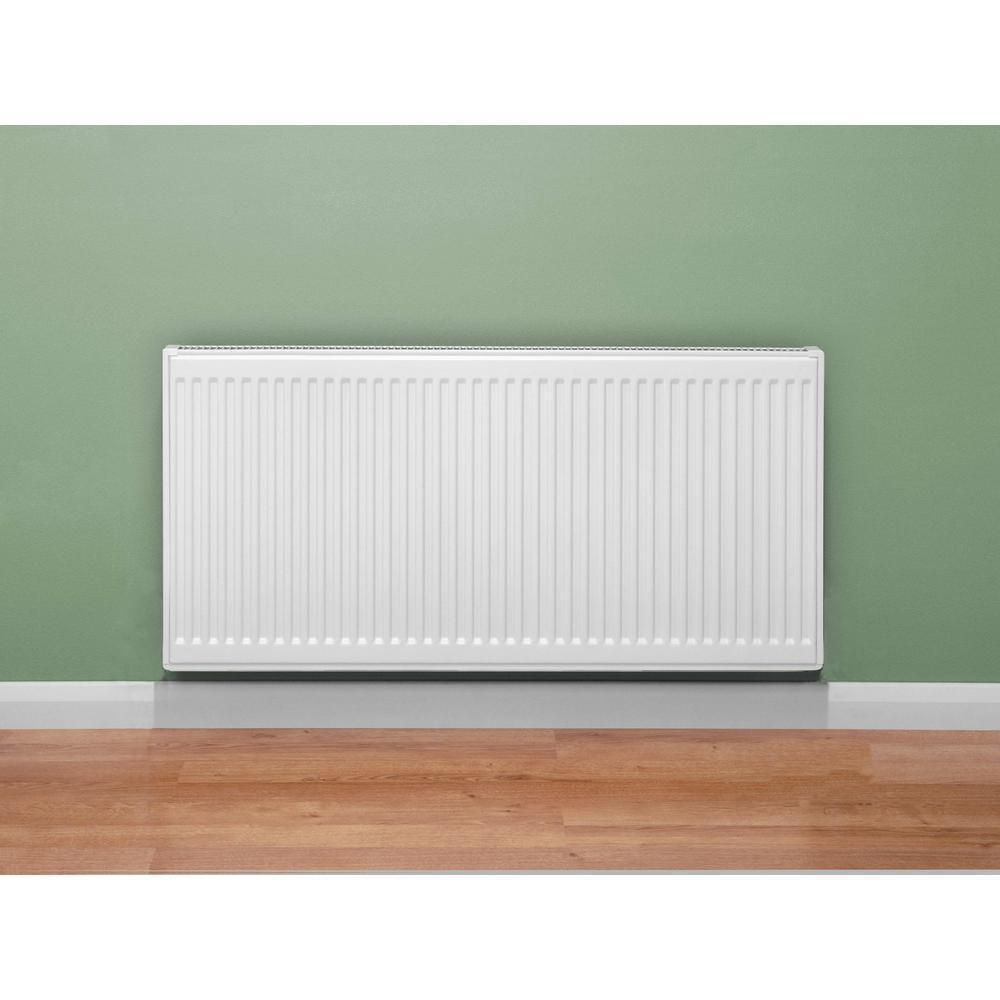 Kitchen Cabinets Over Baseboard Heat: Hydronic Heater Hot Water Panel Radiator Package 20 In. H