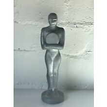 Art Deco Man Statue Trophy