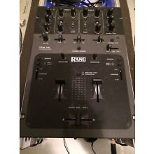 Rane TTM 56  2 channel dj mixer in good condition BIN