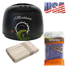 Hot Wax Warmer Electric Wax Pot Heater Machine Body Hair Removal Home Melter