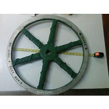 VINTAGE SHIPS engine room valve WHEEL 24