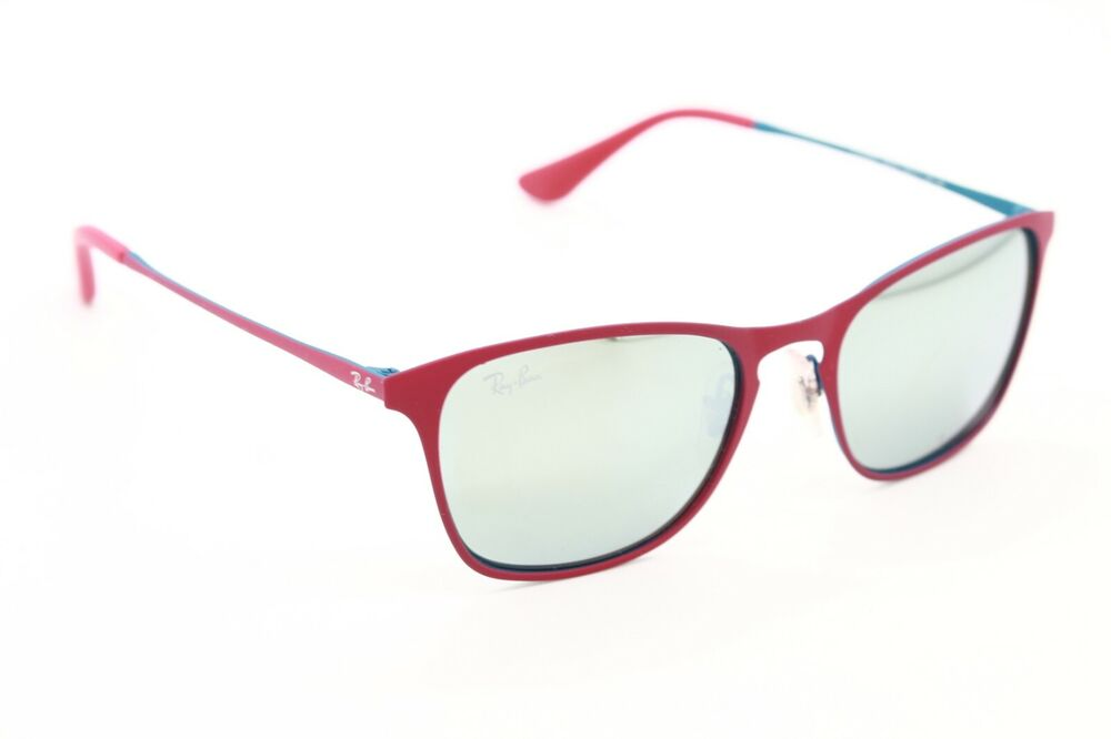 4e294f839e7577 Details about NEW RAY-BAN JUNIOR RJ 9539S 256 30 RED SUNGLASSES AUTHENTIC  FRAMES 48-17