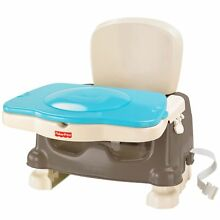 Fisher-Price Healthy Care Deluxe Booster Seat, Brown*BEST PRICE AND SERVICE