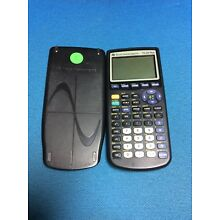 Texas Instruments TI-83 Plus Graphing Calculator with Slide Cover Tested Working