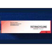 Tetracycline Ointment 15g total  ―  EXP~2020