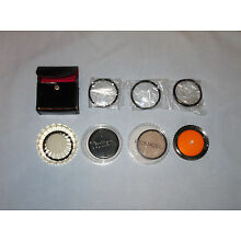 Assorted Lot of 7: Camera Filters and Lenses
