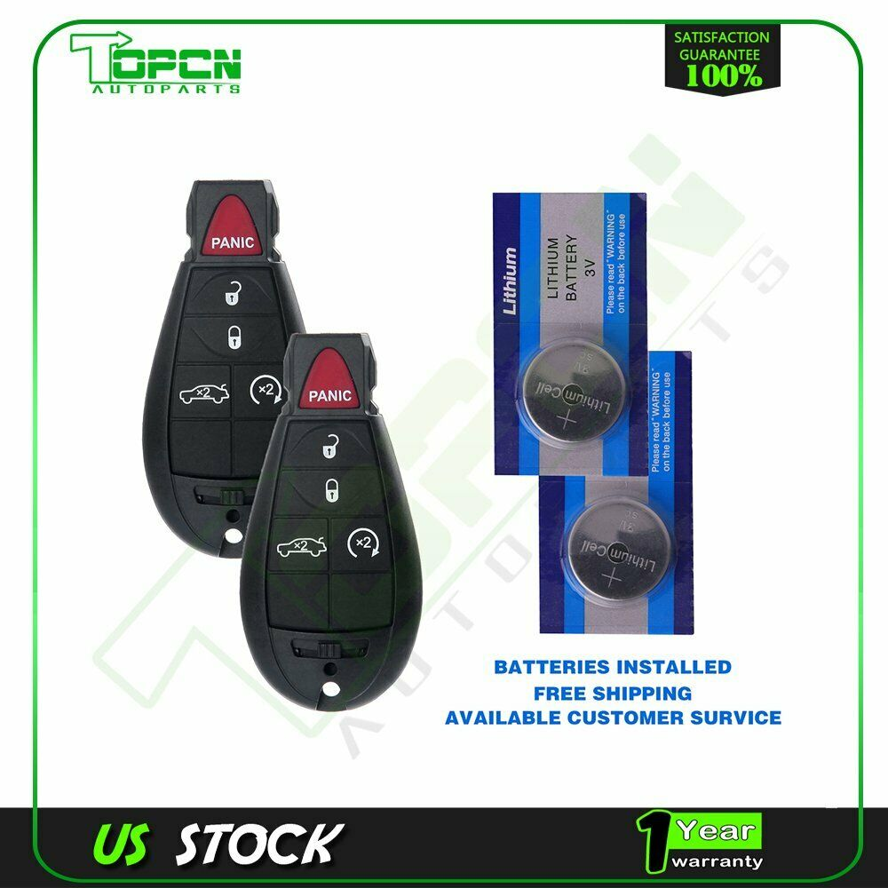 Details About 2x For 2001 2003 Lexus Ls430 Master Car Key Keyless Entry Remote Fob Transmitter