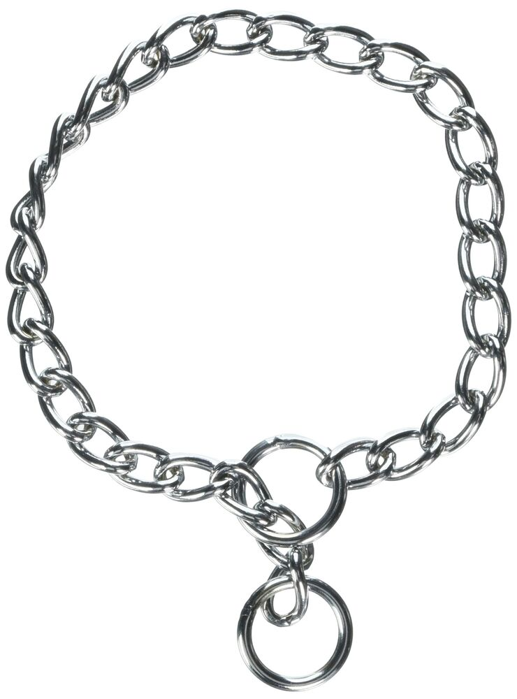 Coastal Pet Products Dcp554020 Titan X Heavy Chain Dog Training