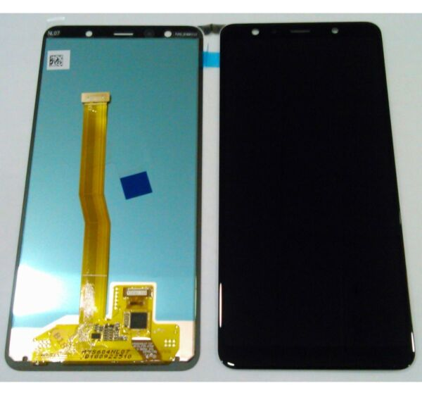 DISPLAY ORIGINALE LCD + TOUCH SAMSUNG GALAXY A7 2018 A750F NERO GH96-12078A