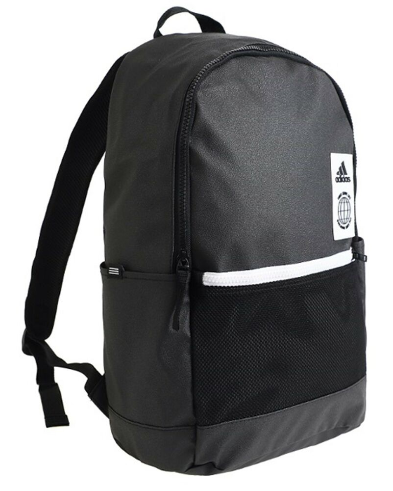 b3320376a6d5 Details about Adidas Classic Urban Backpack Bags Sports Black School Casual  Unisex Bag DT2605