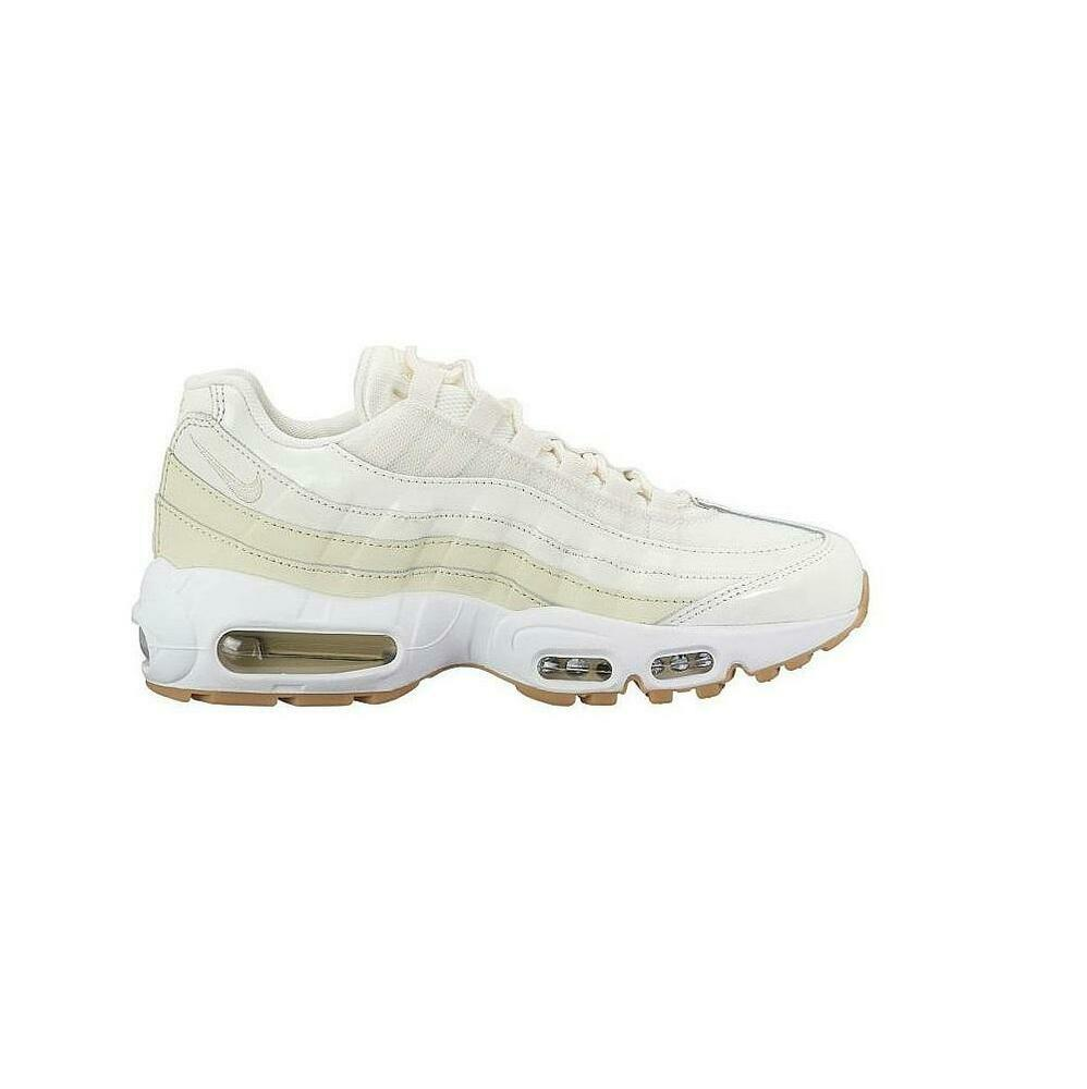huge selection of c8e41 a3e84 Womens NIKE AIR MAX 95 White Trainers 307960 107  eBay