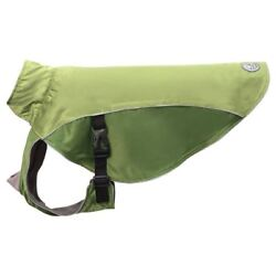 Green Outer Wear Dog Coat by Doggles XS Size