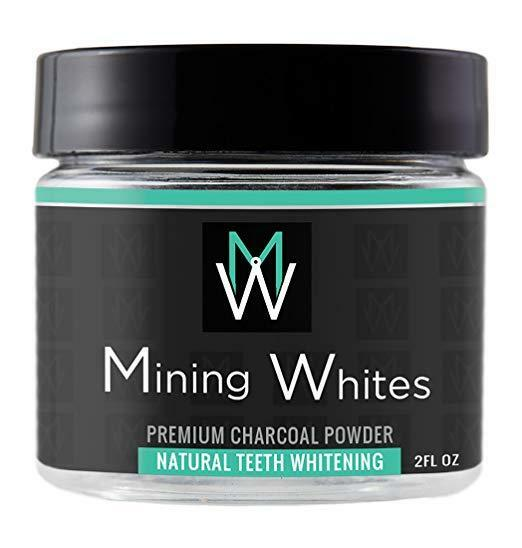 ACTIVATED CHARCOAL NATURAL TEETH WHITENING POWDER 100% ORGANIC COCONUT USA SHIP