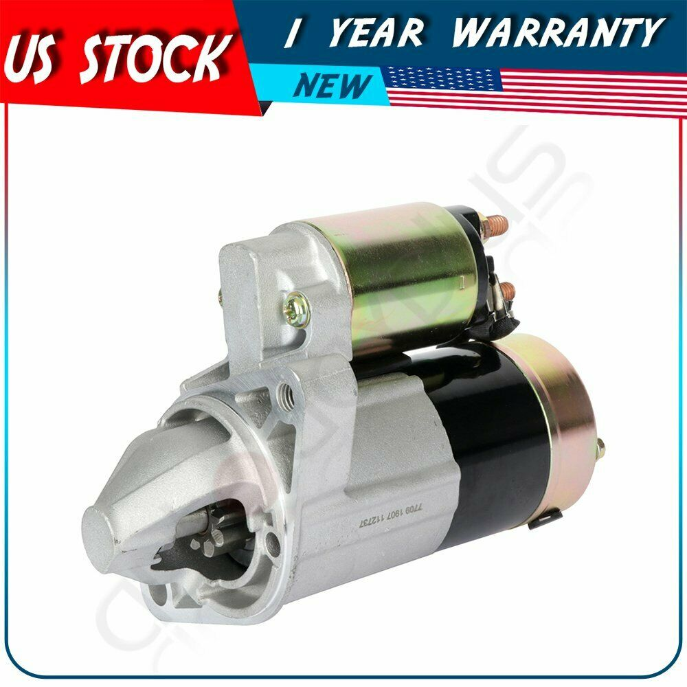 Details About Starter For Chrysler Pt Cruiser 2 4l L4 2003 2004 2005 17849 Smt0213 M0t84882
