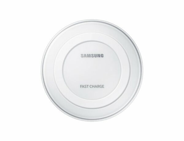 SAMSUNG WIRELESS CHARGER FAST CHARGE BIANCO
