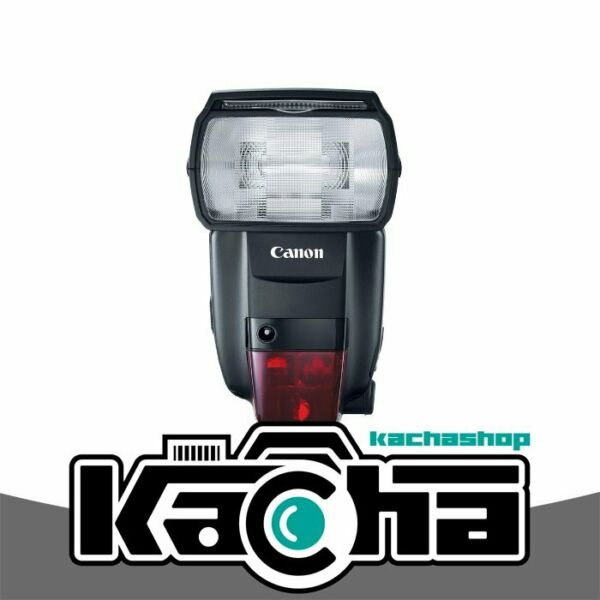 NUOVO Canon Speedlite 600EX II-RT Flash light