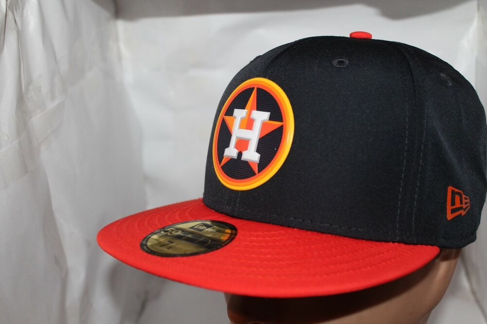 7f4a4f22aa3 Details about Houston Astros New Era MLB Batting Practice Pro light 59Fifty