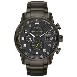 Kyпить Citizen Eco-Drive Men's Primo Chronograph Gray Bracelet 45mm Watch CA0687-58E на еВаy.соm