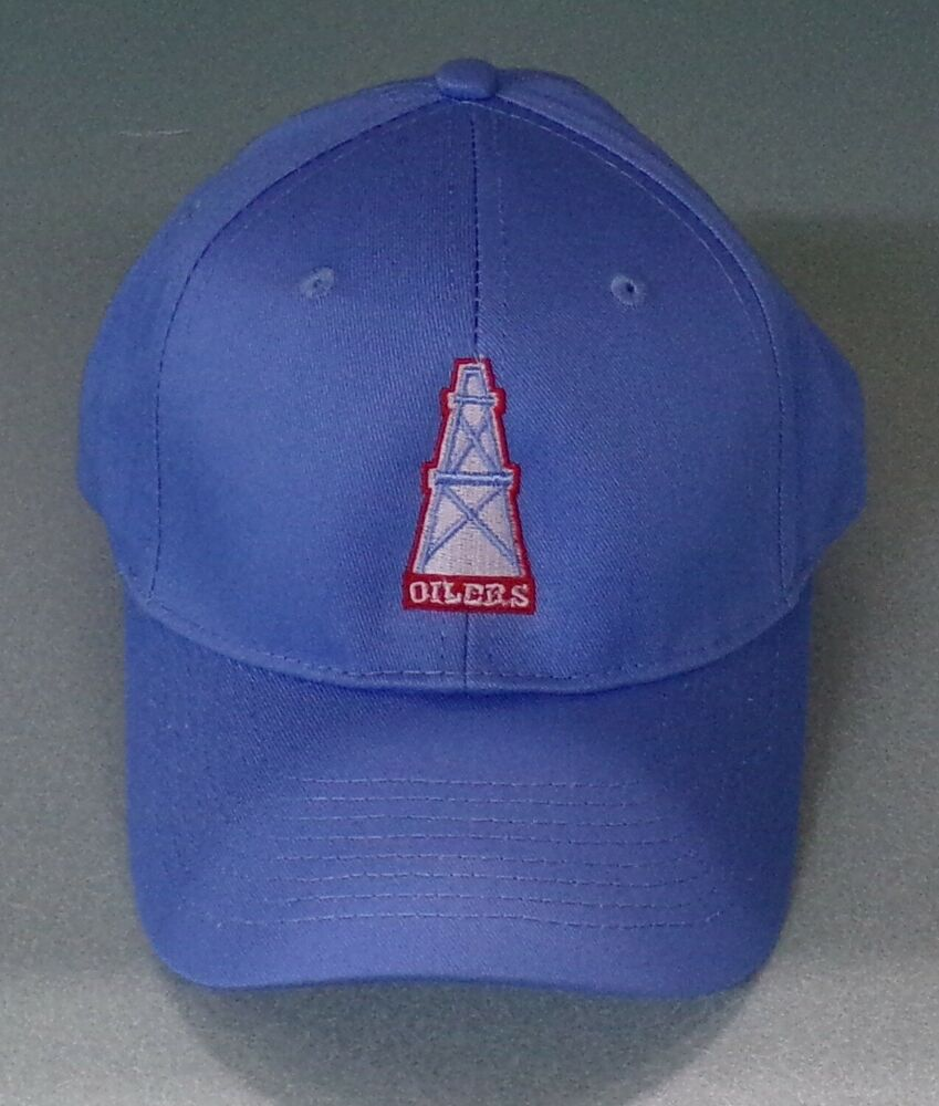 Details about Houston Oilers Oil Rig NFL AFL Football Embroidered Ball Cap  Baseball Hat New 86b99f28adb