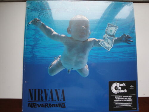 Nirvana: Nevermind Vinyl LP + Download