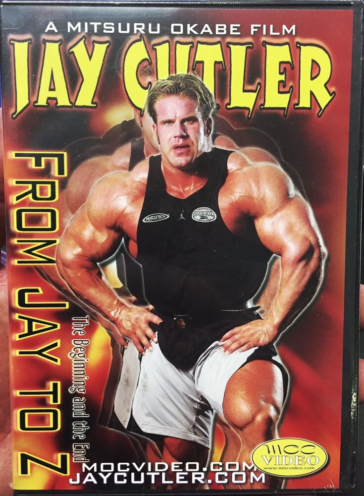 JAY CUTLER From Jay To Z - First Year as IFBB MR Olympia ...