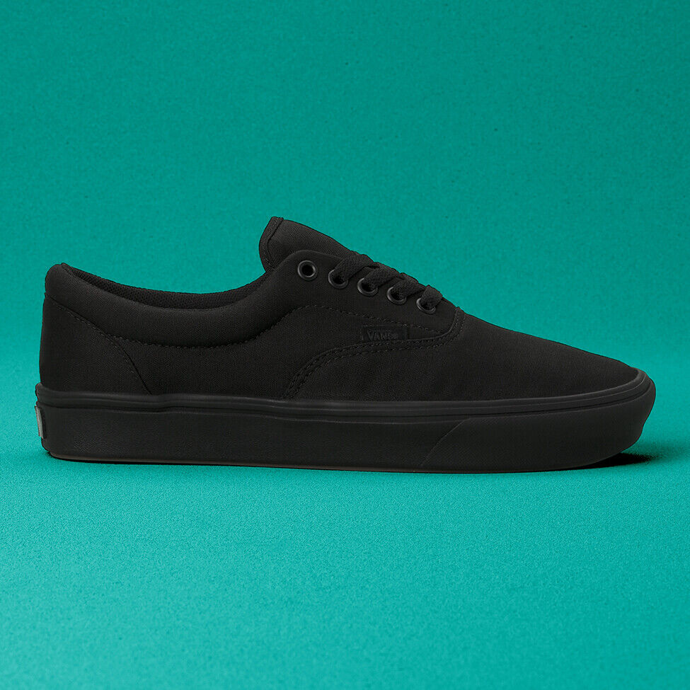 9073b5b186 Details about Vans Comfycush Era Shoes Classic Sneakers All Black  VN0A3WM9VND US Size 4-13