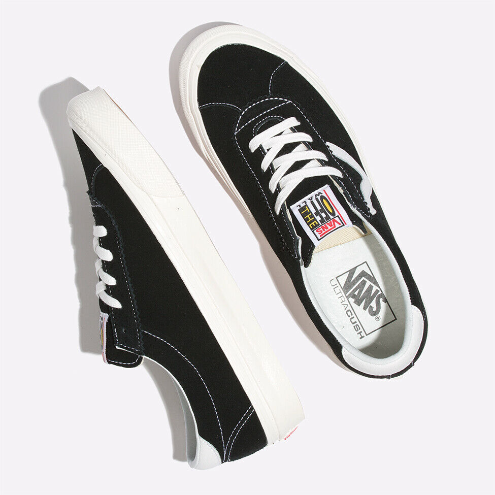 2653f6126b Details about Vans Anaheim Style 73 DX Sneakers Original Shoes Black  VN0A3WLQUL1 US Size 4-13