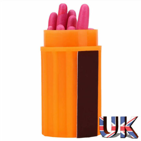 img-40pcs/Box Outdoor Matches Waterproof Emergency Survival Lighter Gear Kit
