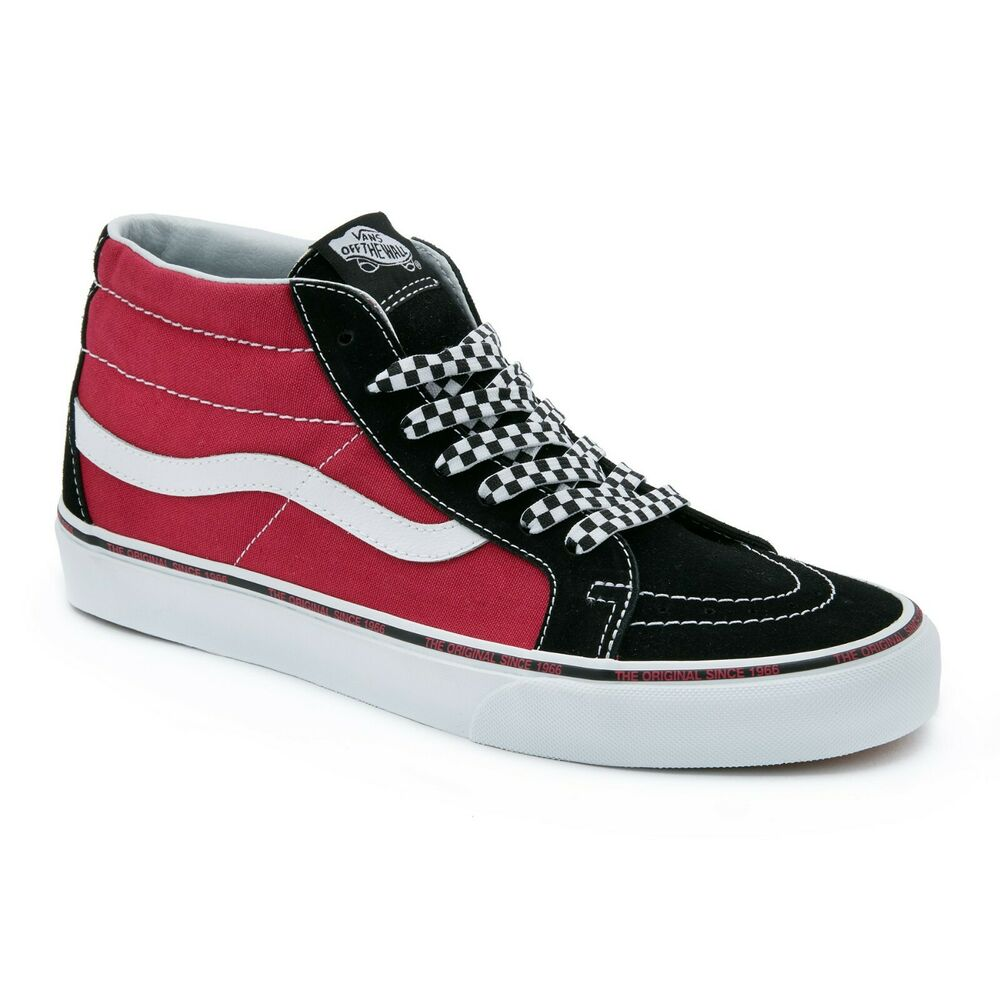 0ae3465786 Details about Vans Jazzy Collection SK8-MID Sneakers Original Shoes  VN0A391FS1S Size US 4-13